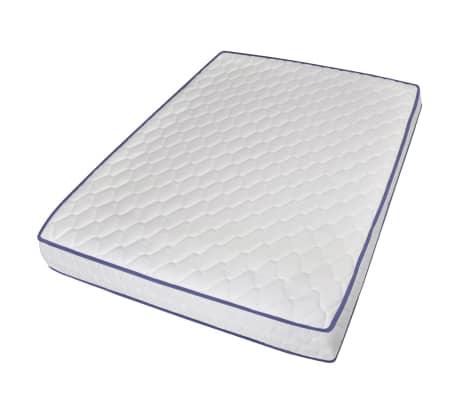 vidaxl memory foam mattress double size. Black Bedroom Furniture Sets. Home Design Ideas