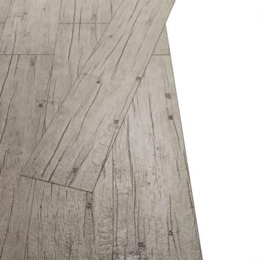 acheter vidaxl planche de plancher pvc 5 26 m couleur de ch ne d lav pas cher. Black Bedroom Furniture Sets. Home Design Ideas