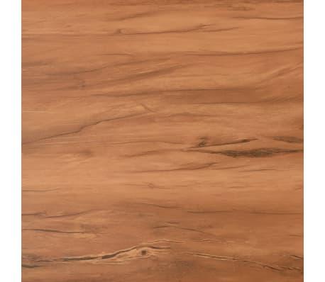 vidaXL PVC Grindų plokštės, 5,26m², 2 mm, natūrali guobos spalva[5/8]