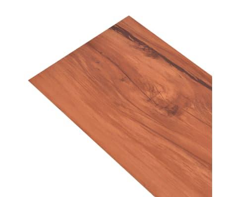 vidaXL PVC grindų plokštės, prilipd., 5,02m², 2 mm, natūr. guobos sp.[2/8]