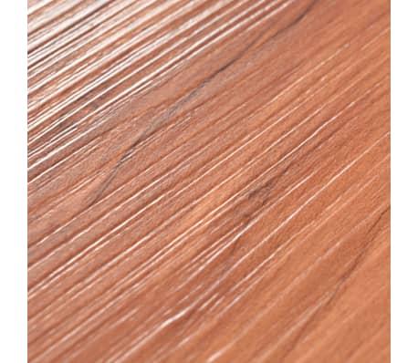 vidaXL PVC grindų plokštės, prilipd., 5,02m², 2 mm, natūr. guobos sp.[6/8]