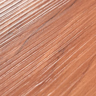 vidaXL Self-adhesive PVC Flooring Planks 54 ft² Elm Nature[6/8]