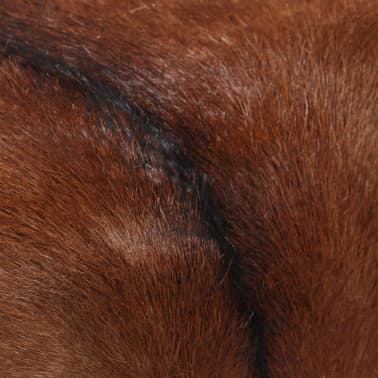 vidaXL Tabure od prave kozje kože 40 x 30 x 45 cm[6/15]