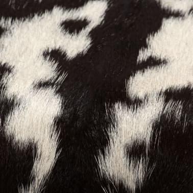 vidaXL Taburetė, tikra ožkos oda, 60x30x50 cm[9/15]
