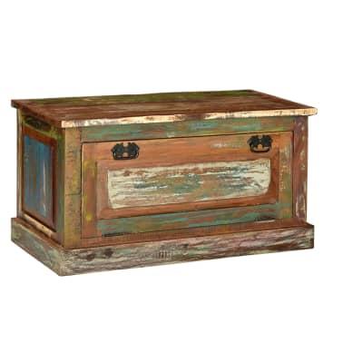 vidaXL Batų lentyna iš perdirbtos medienos[1/16]