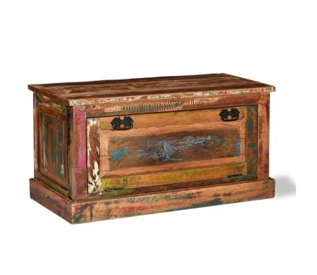 vidaXL Batų lentyna iš perdirbtos medienos[16/16]