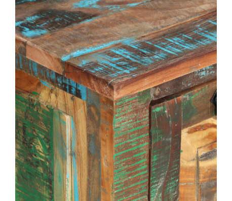 vidaXL Batų lentyna iš perdirbtos medienos[9/16]