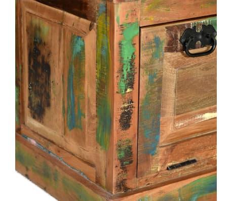 vidaXL Batų lentyna iš perdirbtos medienos[10/16]