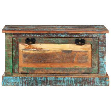 vidaXL Batų lentyna iš perdirbtos medienos[2/16]