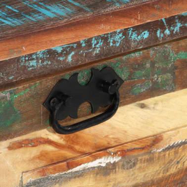 vidaXL Batų lentyna iš perdirbtos medienos[11/16]