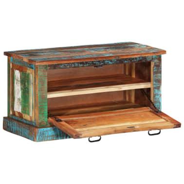 vidaXL Batų lentyna iš perdirbtos medienos[5/16]