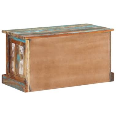 vidaXL Batų lentyna iš perdirbtos medienos[6/16]