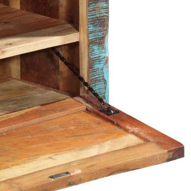 vidaXL Batų lentyna iš perdirbtos medienos[8/16]
