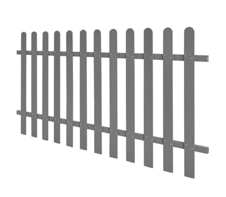 vidaXL Statinių tvora, 200x100cm, WPC[2/4]