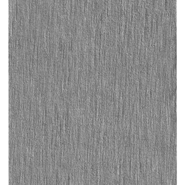 vidaXL Surenk. tvora su stulp., WPC, 3vnt., 6m ilg., 80cm aukš., pilka[4/4]