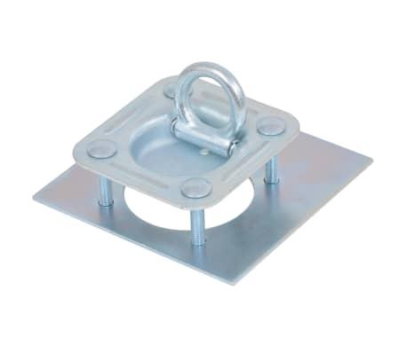 vidaXL Zurrösen für Anhänger 6 Stk. Verzinkter Stahl 2000 kg[5/7]