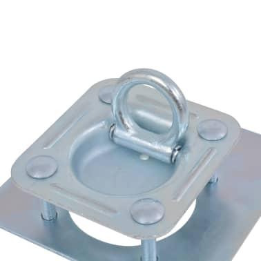 vidaXL Zurrösen für Anhänger 6 Stk. Verzinkter Stahl 2000 kg[6/7]