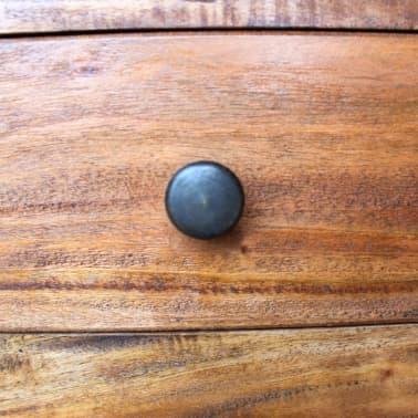 """vidaXL Sideboard Solid Reclaimed Wood 39.4""""x11.8""""x19.7""""[5/6]"""