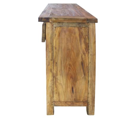 "vidaXL Sideboard Solid Reclaimed Wood 29.5""x11.8""x25.6""[5/7]"