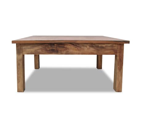 "vidaXL Coffee Table Solid Reclaimed Wood 38.6""x28.7""x17.7""[2/7]"