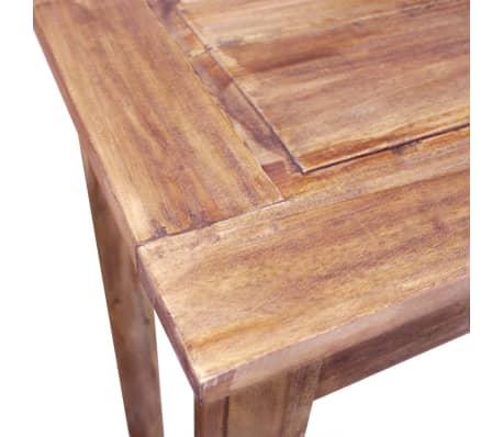 "vidaXL Console Table Solid Reclaimed Wood 48.4""x16.5""x29.5""[4/5]"