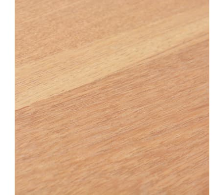 vidaXL Table basse 3 pcs Bois de frêne[7/9]