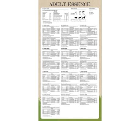 vidaXL Premium-Trockenhundefutter Adult Essence Beef 15 kg[7/9]