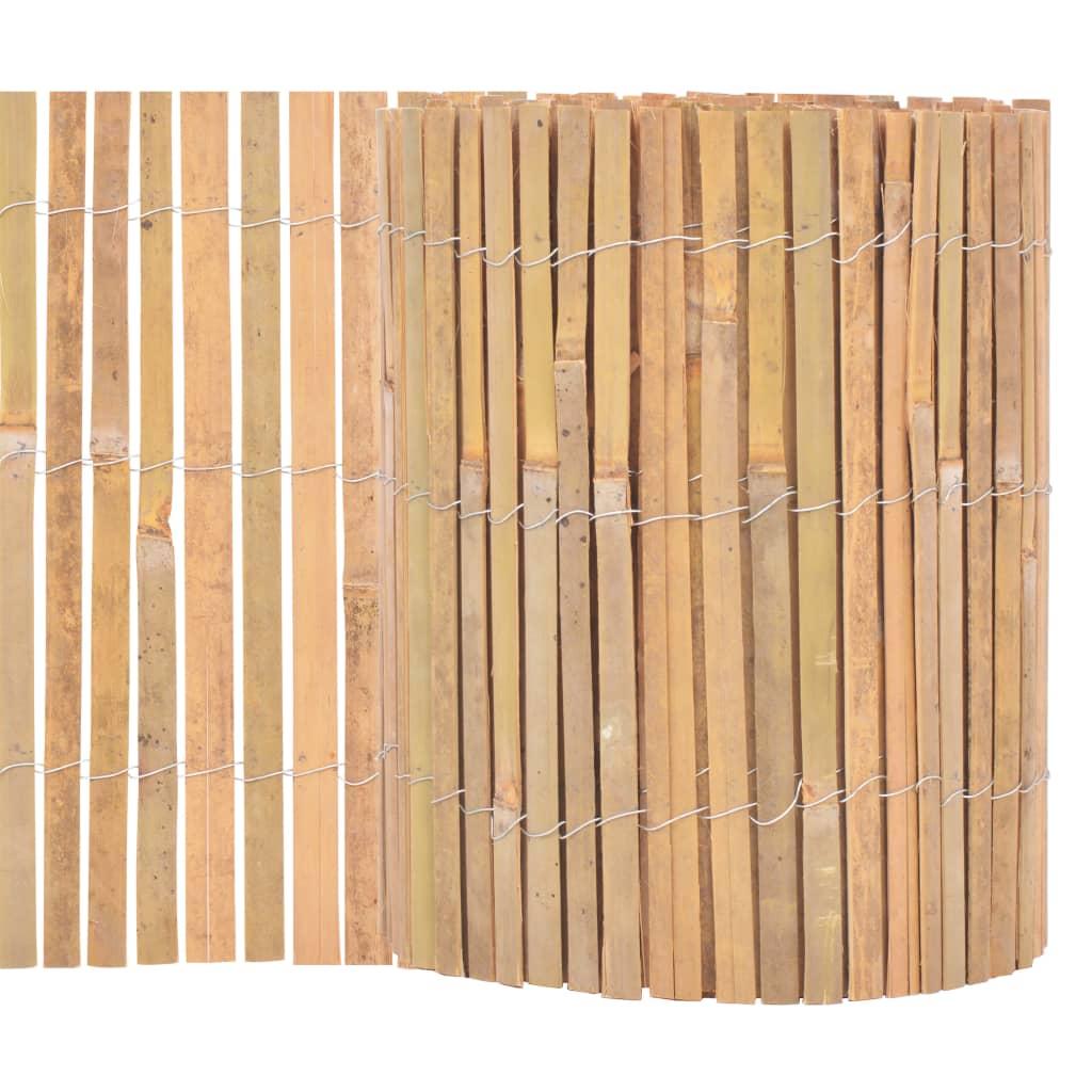 Bambusový plot 1 000 x 30 cm