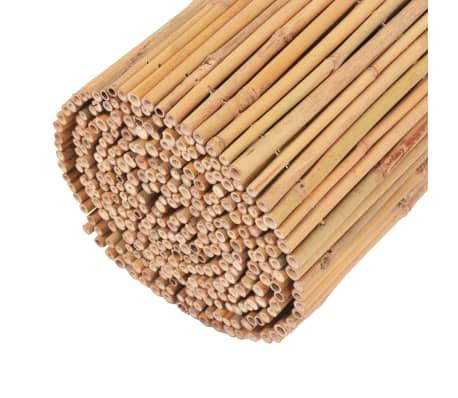 vidaXL Bambustaket 500x30 cm[5/7]