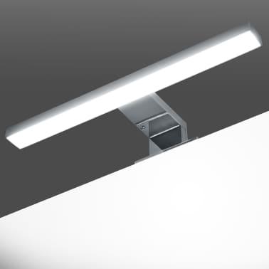 vidaXL Lámpara de espejo 5 W luz blanca fría[1/8]