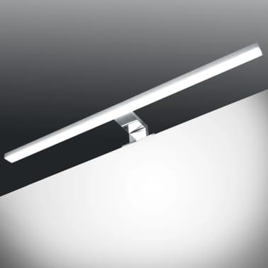 vidaXL Lampe de miroir 8 W Blanc froid[1/10]