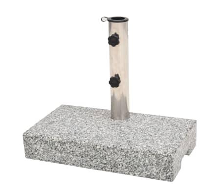 vidaXL Parasolvoet rechthoekig 25 kg graniet[1/8]