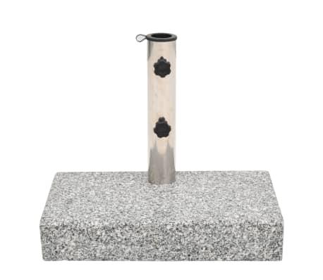 vidaXL Parasolvoet rechthoekig 25 kg graniet[4/8]