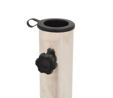 vidaXL Parasolvoet rechthoekig 25 kg graniet[6/8]