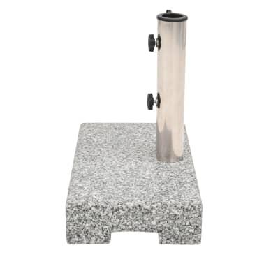 vidaXL Parasolvoet rechthoekig 25 kg graniet[2/8]