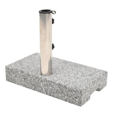 vidaXL Parasolvoet rechthoekig 25 kg graniet[3/8]