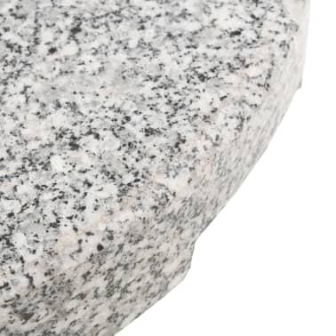 vidaXL Parasol Base Granite Round 48.5 lb[5/9]