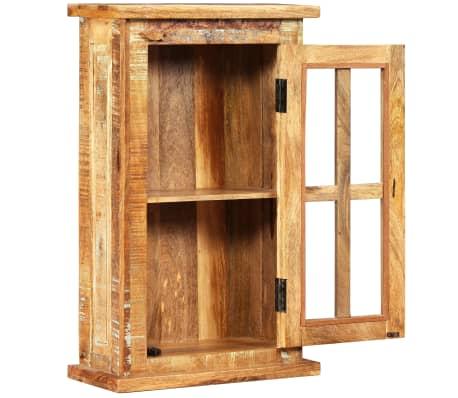 vidaXL Komoda od masivnog obnovljenog drva 44 x 21 x 72 cm[3/11]