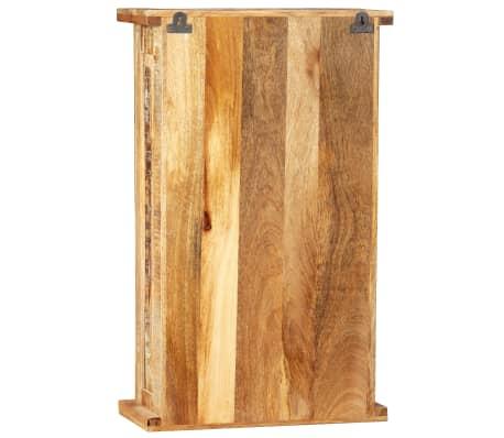 vidaXL Nástěnná skříňka masivní recyklované dřevo 44 x 21 x 72 cm[4/11]