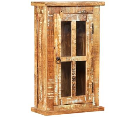 vidaXL Nástěnná skříňka masivní recyklované dřevo 44 x 21 x 72 cm[9/11]