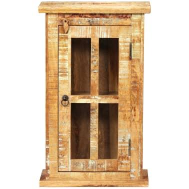 vidaXL Komoda od masivnog obnovljenog drva 44 x 21 x 72 cm[2/11]