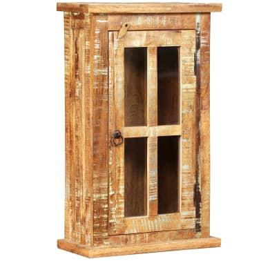 vidaXL Nástěnná skříňka masivní recyklované dřevo 44 x 21 x 72 cm[11/11]