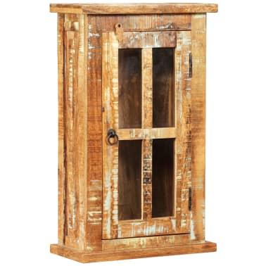 vidaXL Komoda od masivnog obnovljenog drva 44 x 21 x 72 cm[9/11]