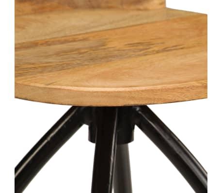 vidaXL Baro baldų komplektas, 3d., mango medienos masyvas[13/23]