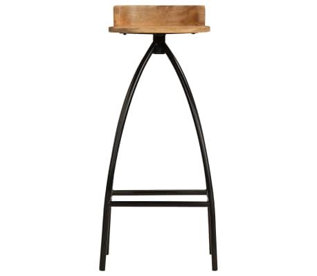 vidaXL Baro baldų komplektas, 3d., mango medienos masyvas[10/23]