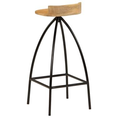 vidaXL Baro baldų komplektas, 3d., mango medienos masyvas[11/23]