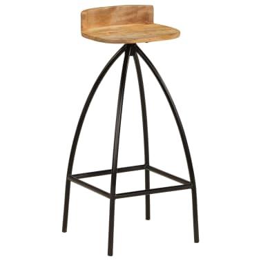 vidaXL Baro baldų komplektas, 3d., mango medienos masyvas[9/23]