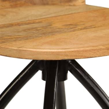 vidaXL Baro baldų komplektas, 5d., mango medienos masyvas[13/25]