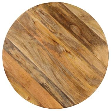 vidaXL Baro baldų komplektas, 5d., mango medienos masyvas[8/25]