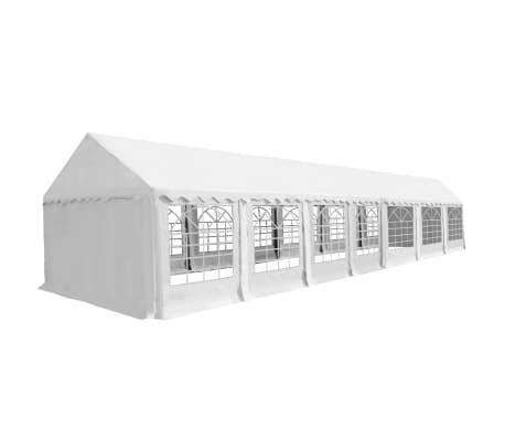 vidaXL Estructura de carpa de acero 6x14 m